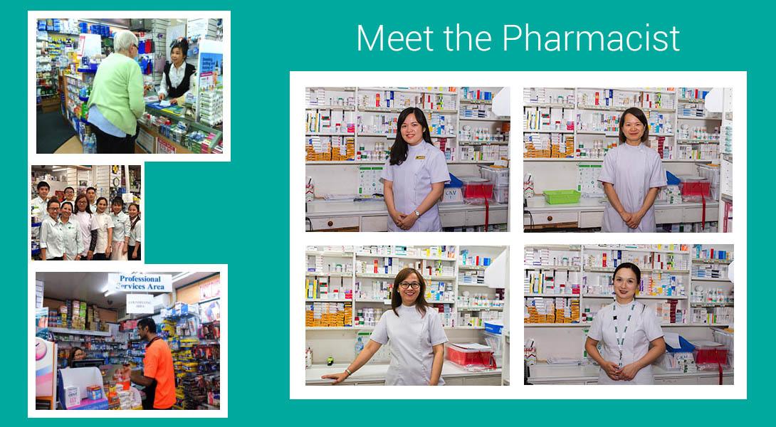 Team and Pharmacist